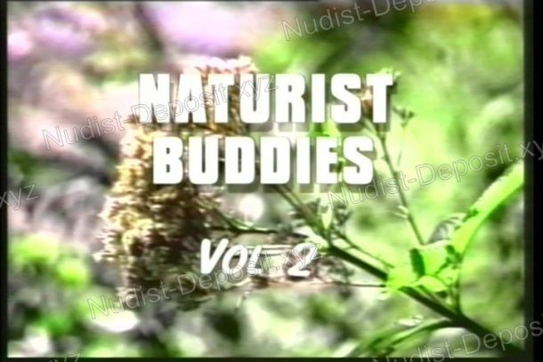Cover of Naturist buddies vol.2