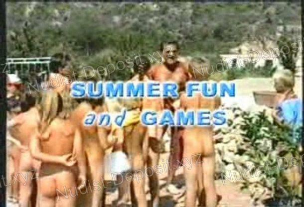 Summer Fun and Games snapshot