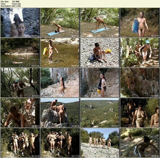 Film stills Roschelle In France 3 1