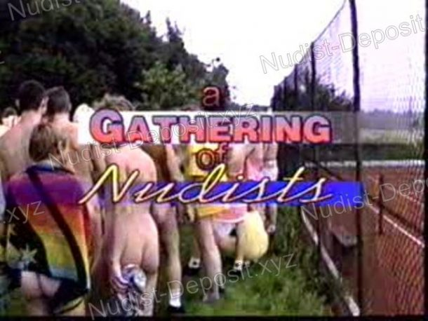 A Gathering of Nudists cover