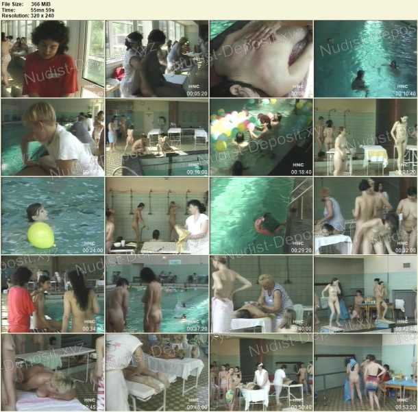 Screenshots Nudist Massage for Women 1
