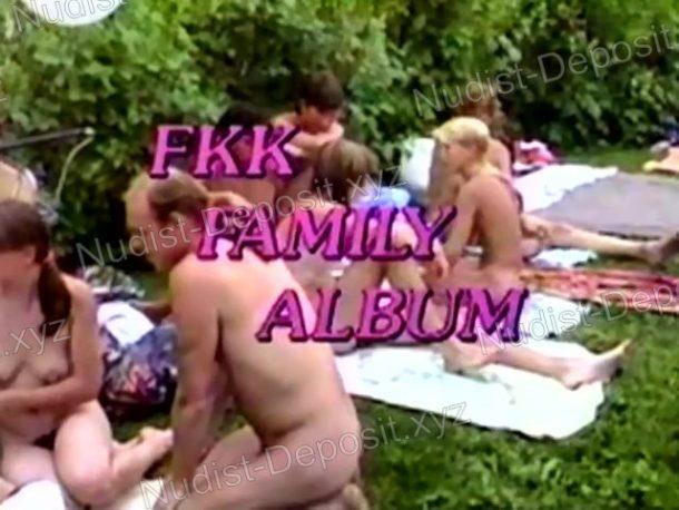 Snapshot of Fkk Family Album