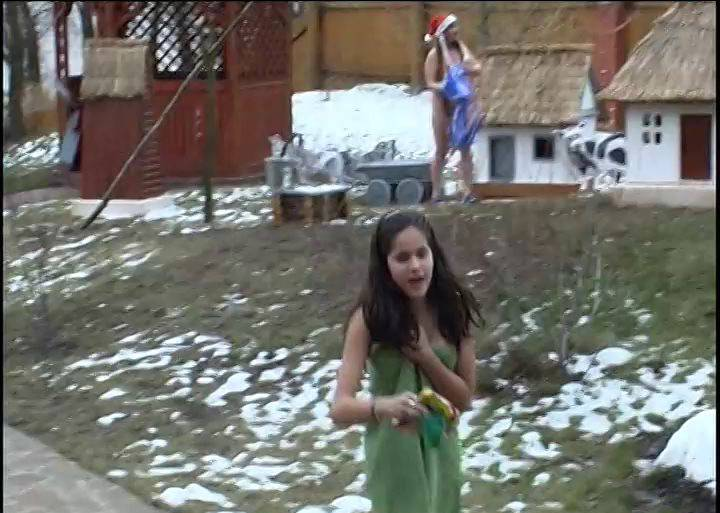 Enature Videos Naked in a Winter Wonderland - 2