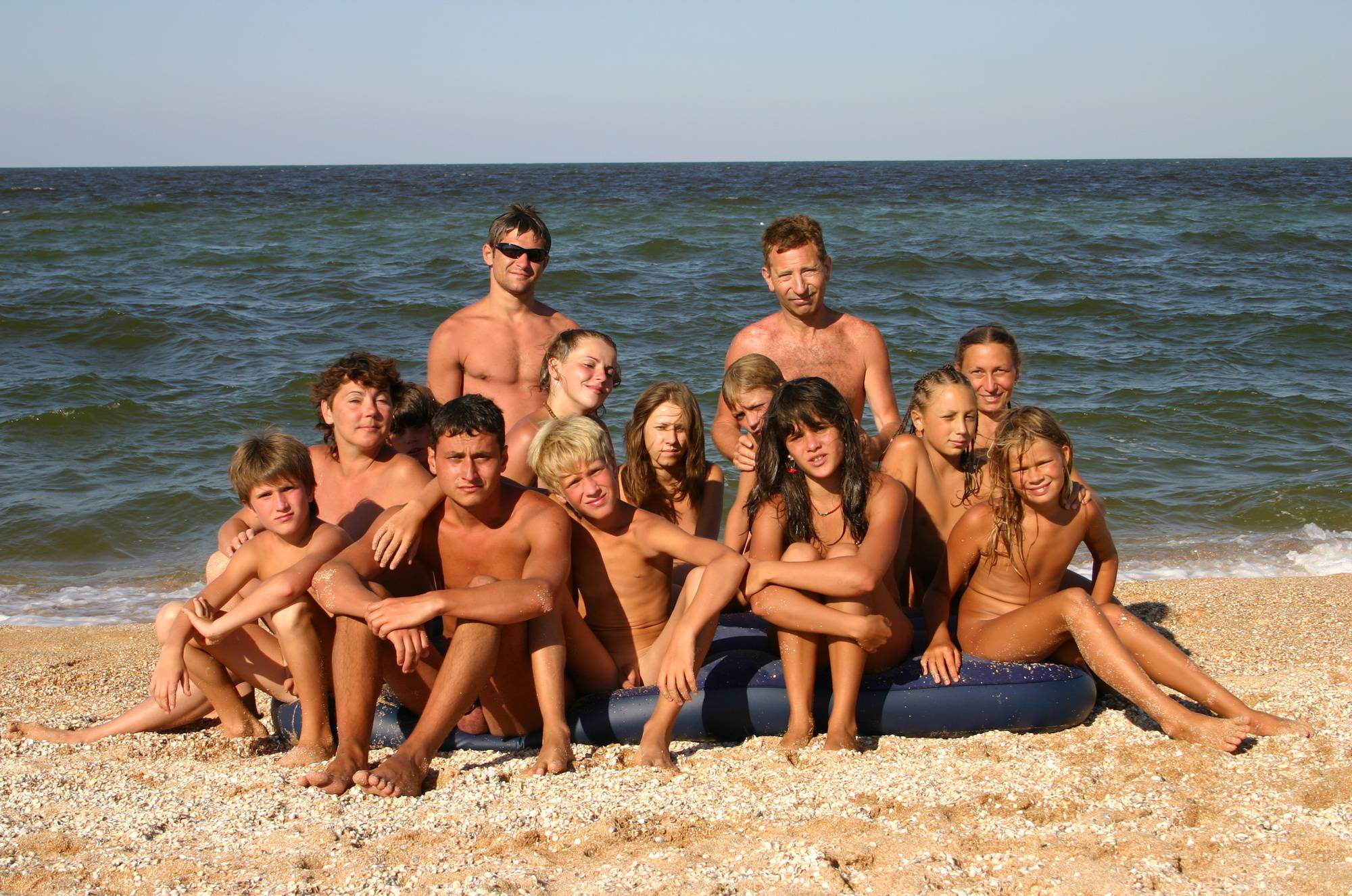 Nudist Gallery Naturist Group Picture - 2