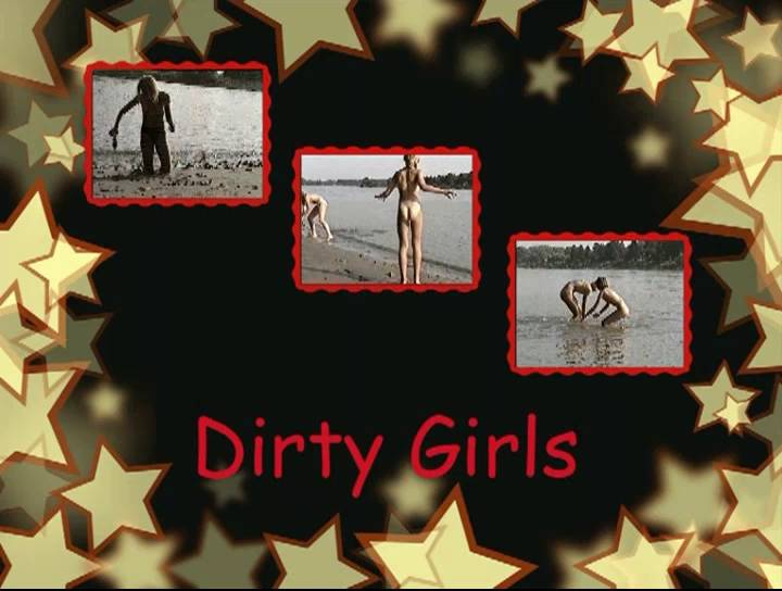 Nudist Movies Dirty Girls - Poster