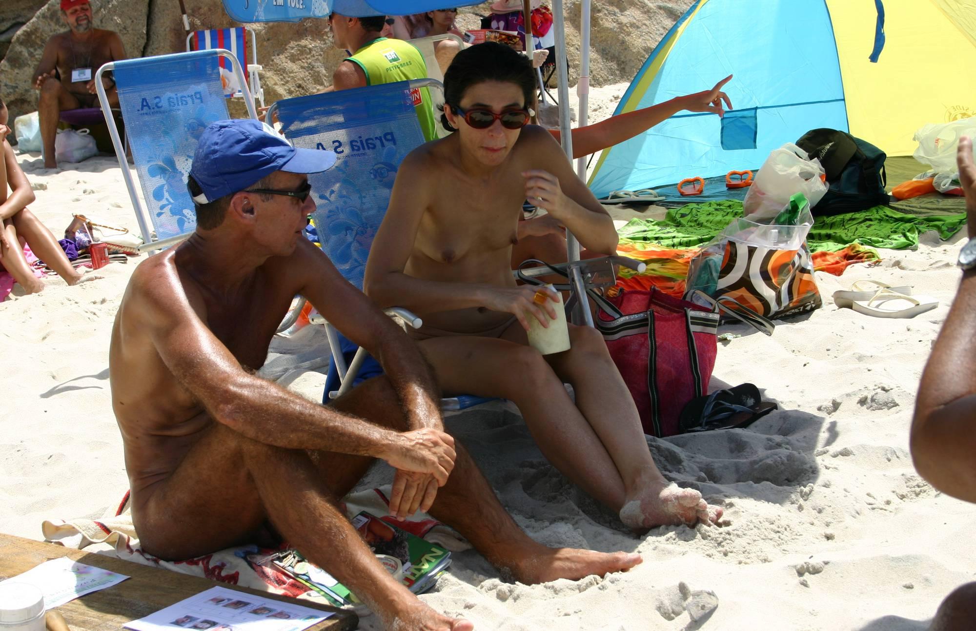 Nudist Gallery Brazilian Beach Collection - 2