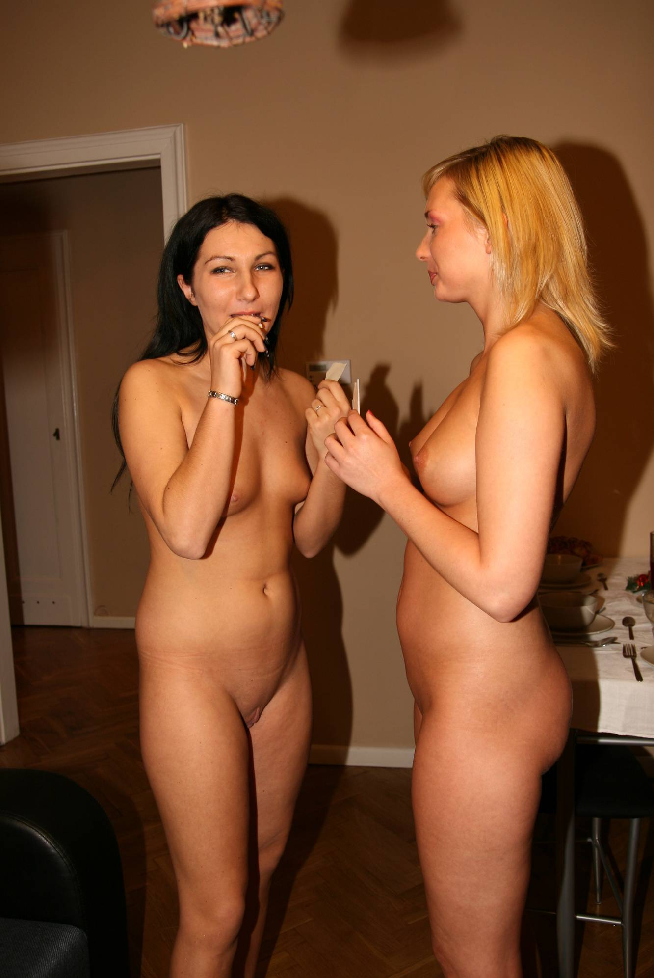 Nudist Pics Happy Nude Year - 1
