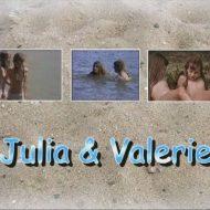 Julia and Valerie