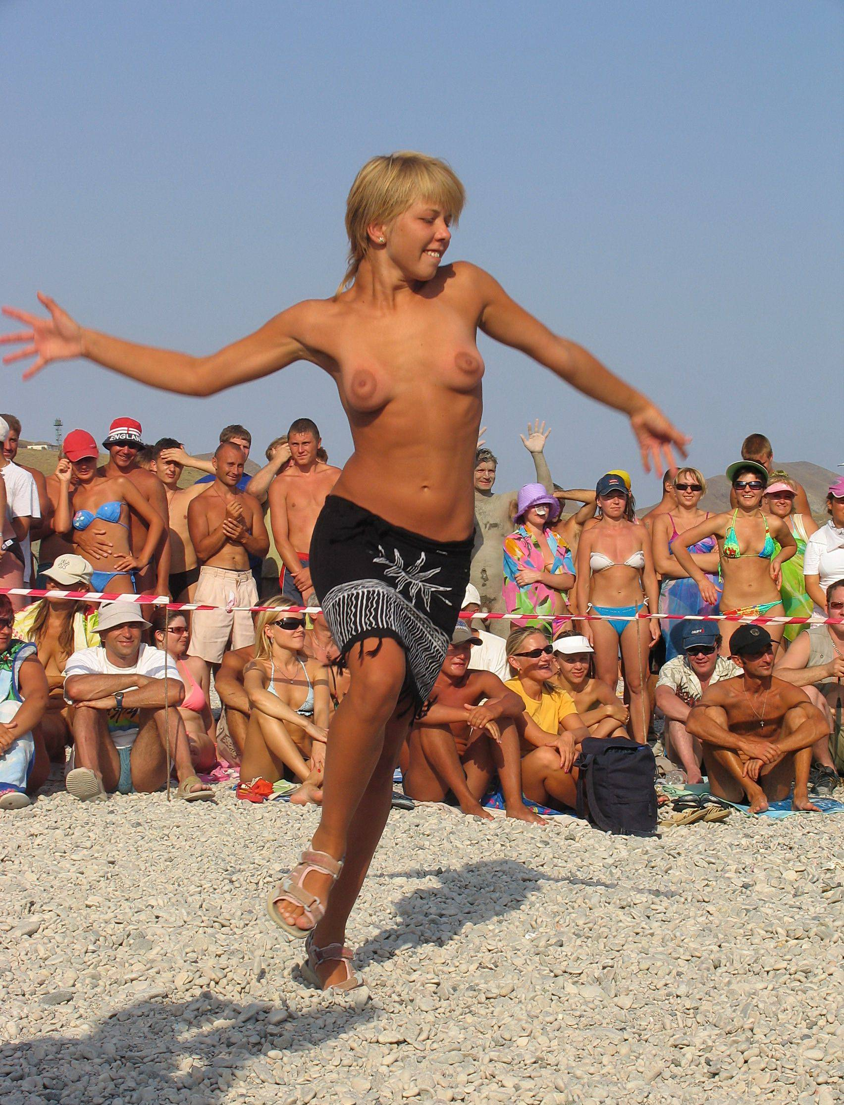 Nudist Gallery Nudist Pants Off Dance Off - 1
