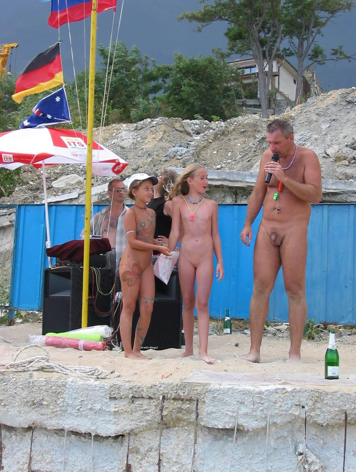 Nudist Pics Bulgarian Girl Contestants - 2