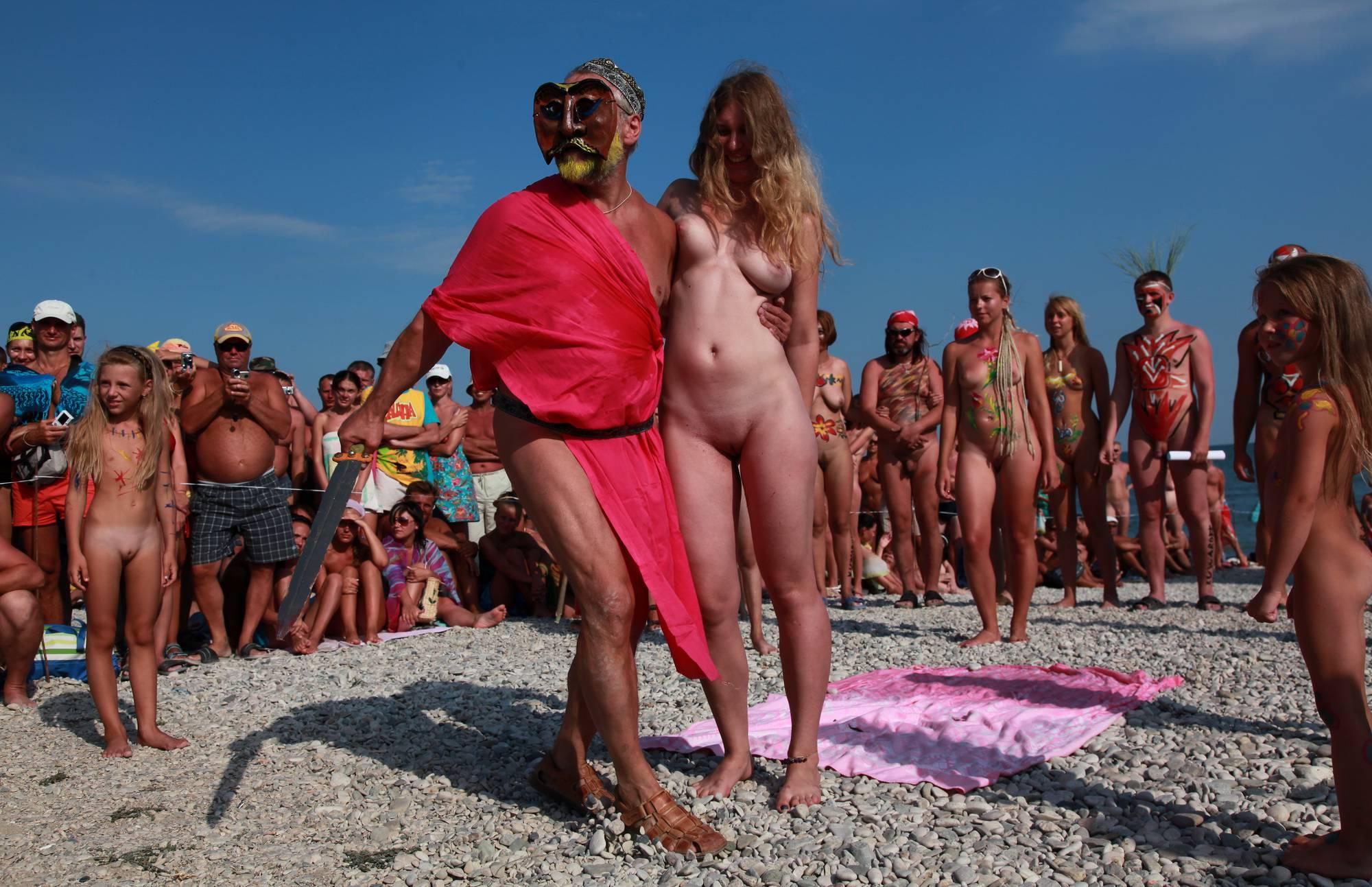 Nudist Gallery Neptune Couple Grouping - 2