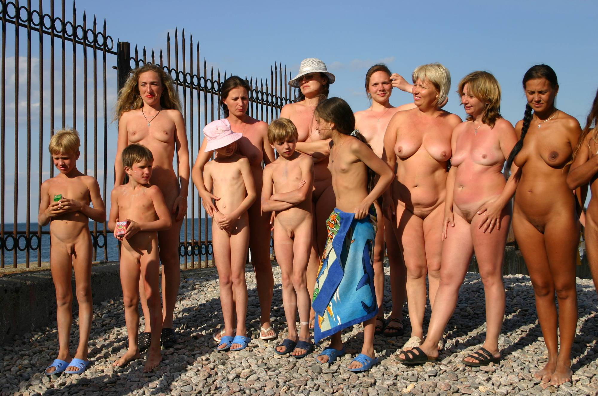 Presents by Naturist Wall - 1