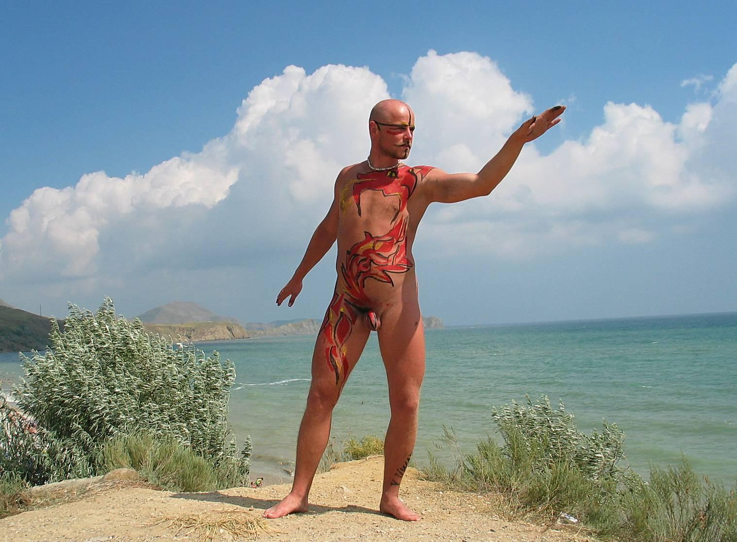 Nudist Photos Tropical Paradise Getaway - 1