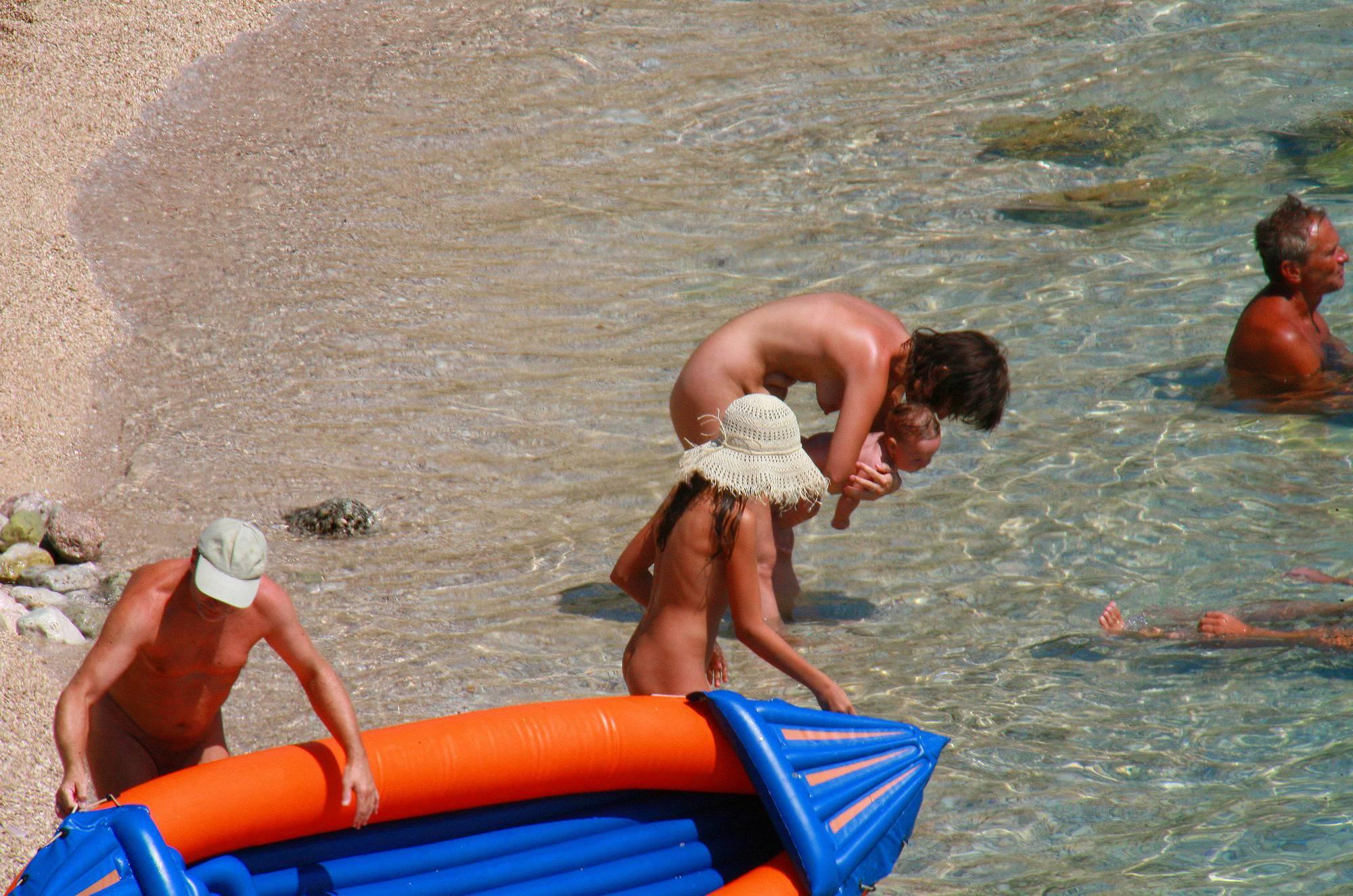 Ula FKK Family's Water Raft - 1