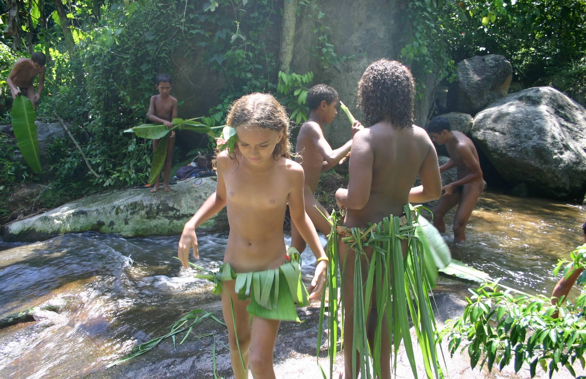 Nudist Photos Brazilian Natural Covering - 2
