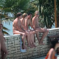 The Nudist Ledge Group