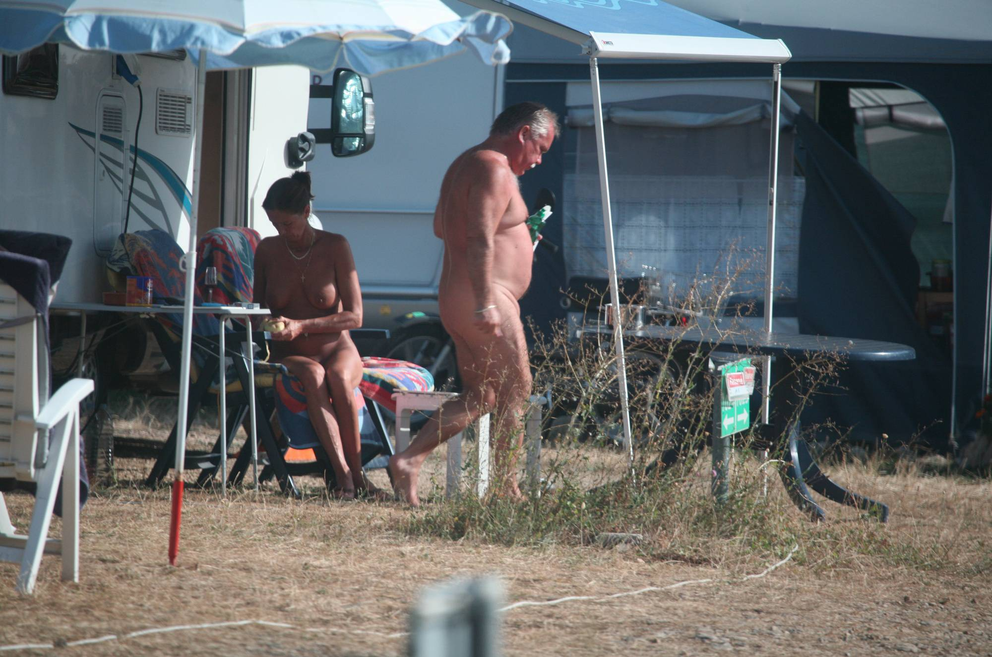 Bares Nude Camping Area - 1