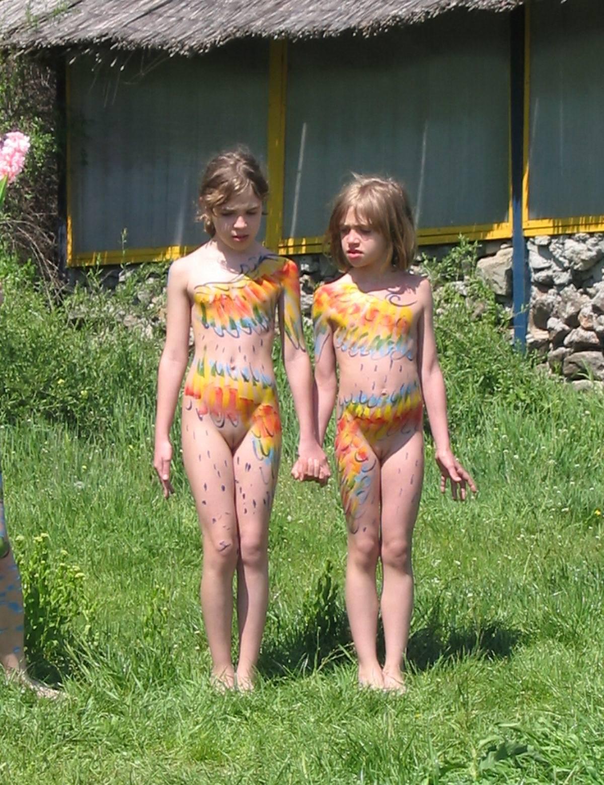 Nudist Pics Odessa Green Field Family - 2
