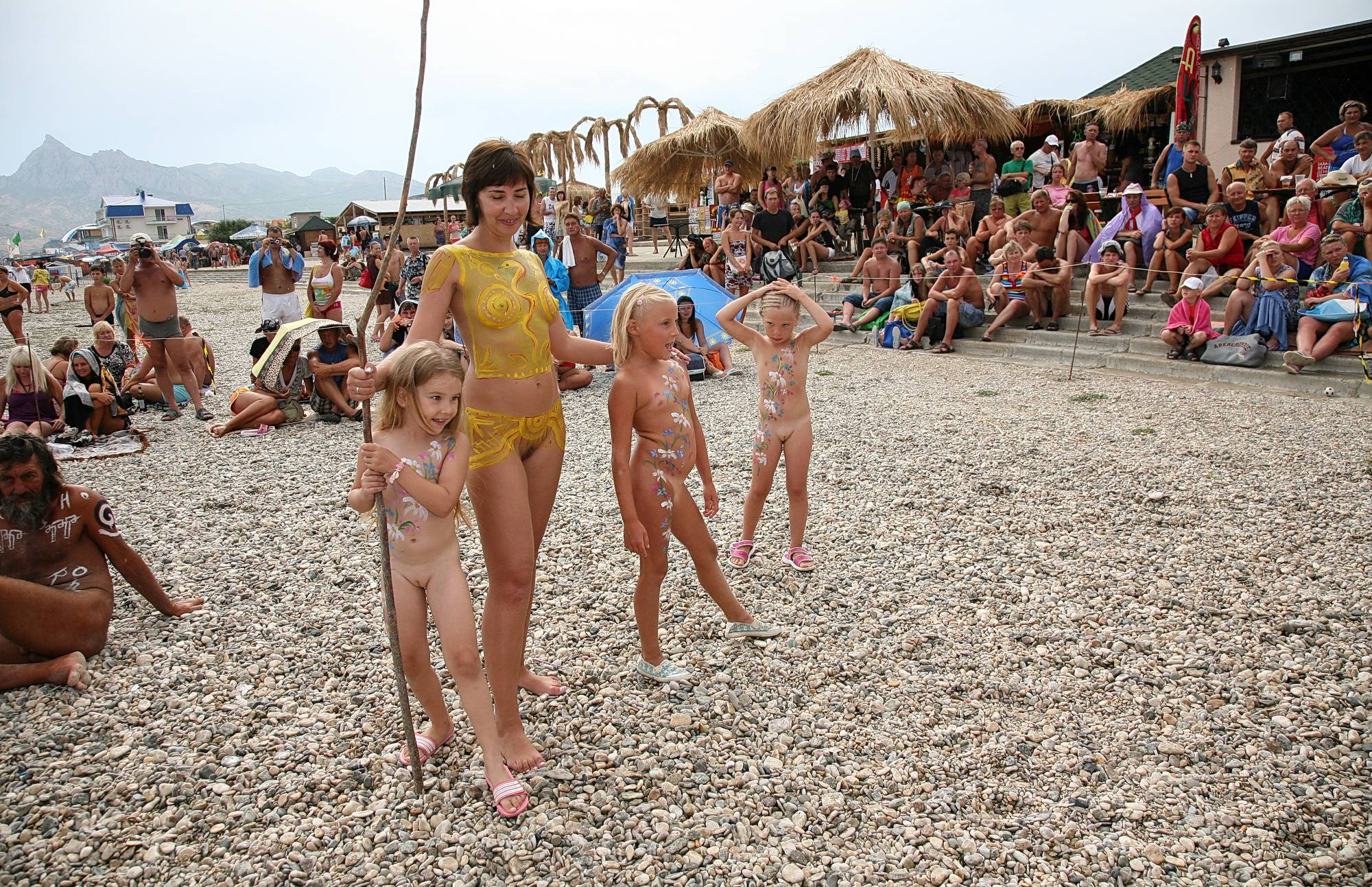 Outdoors Naturist Party - 1