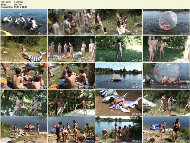 Snapshots Nude and Hot Summer Day 1