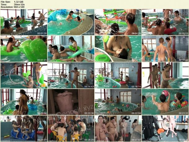 Thumbnails of Indoor Swim Exercise 1