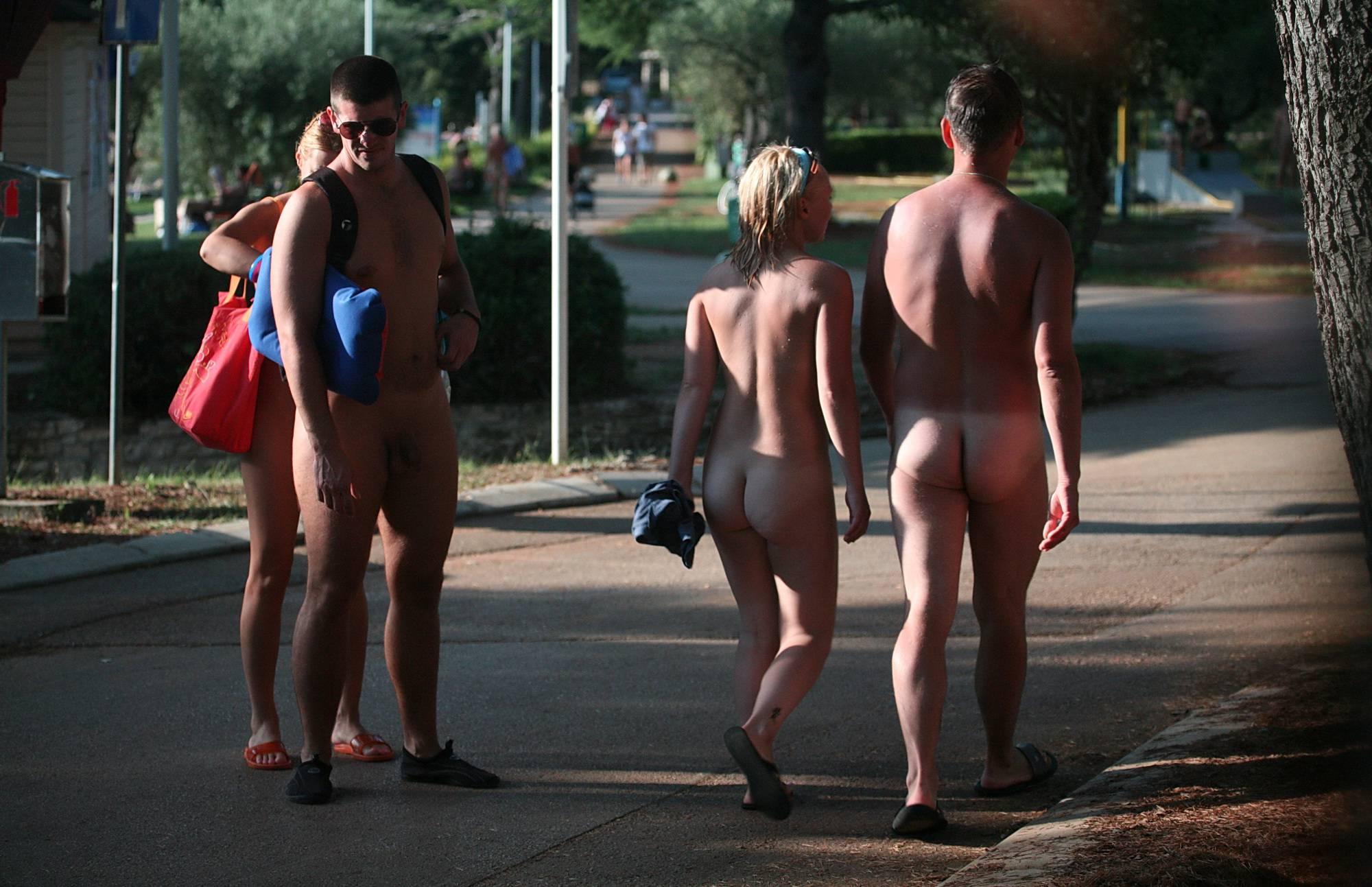 Nudist Photos Park and Mini Golf Series - 2