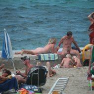 Pier Sand Square Bathers