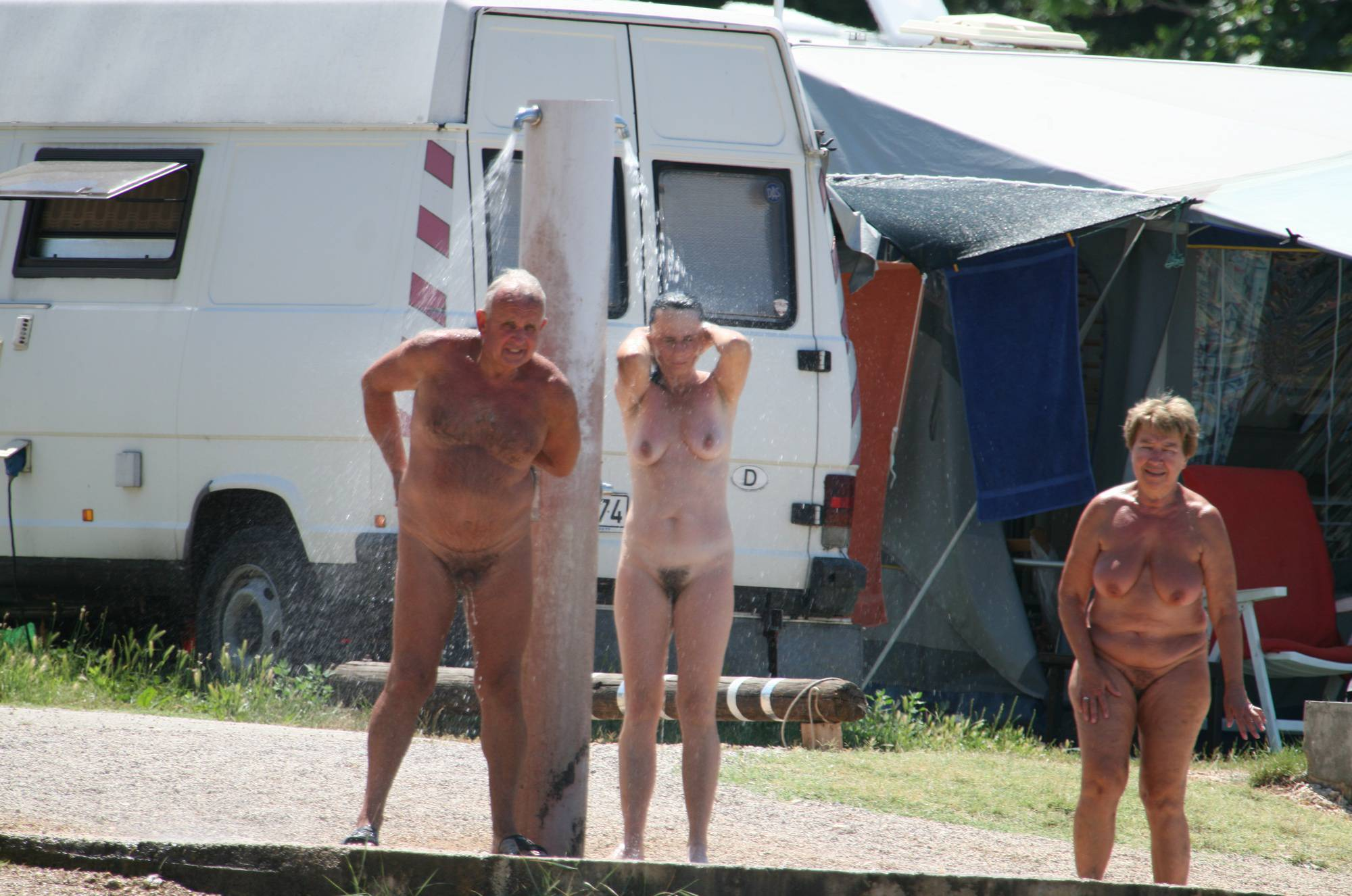 Nudist Pics RV-Park Zoom Beach View - 1
