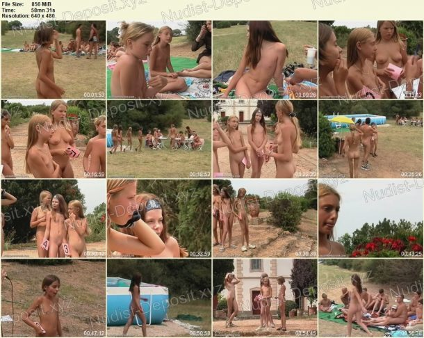 Snapshot Junior Nudist Contest 3