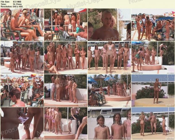 Junior Nudist Contest 4 video still