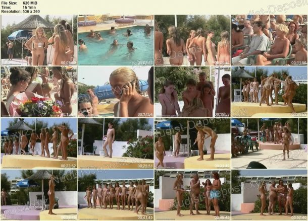 Screenshot Junior Nudist Contest 7