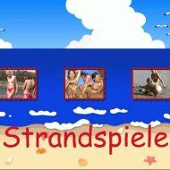 Strandspiele