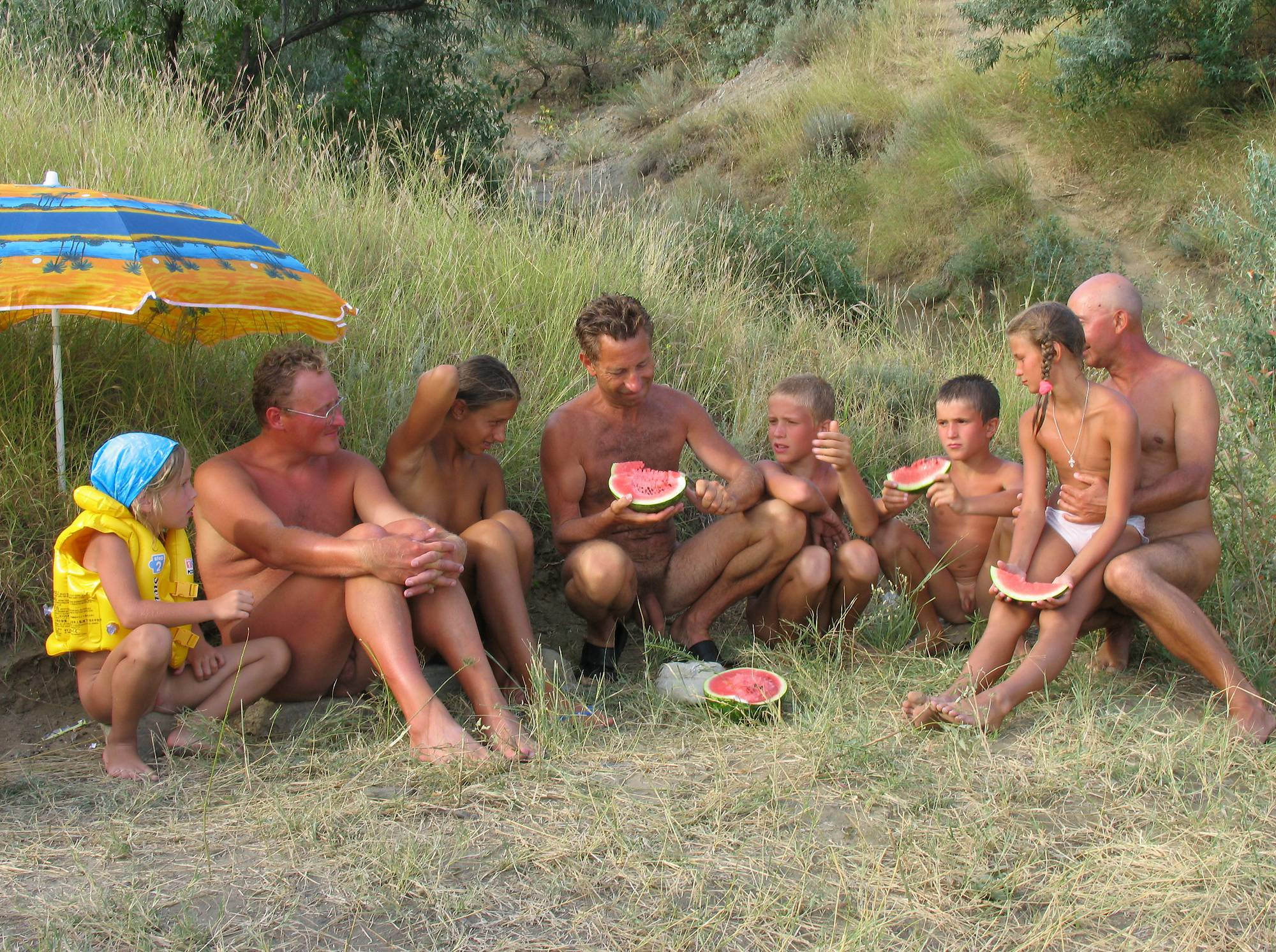 Nudist Gallery The Grassland Belt Show - 2