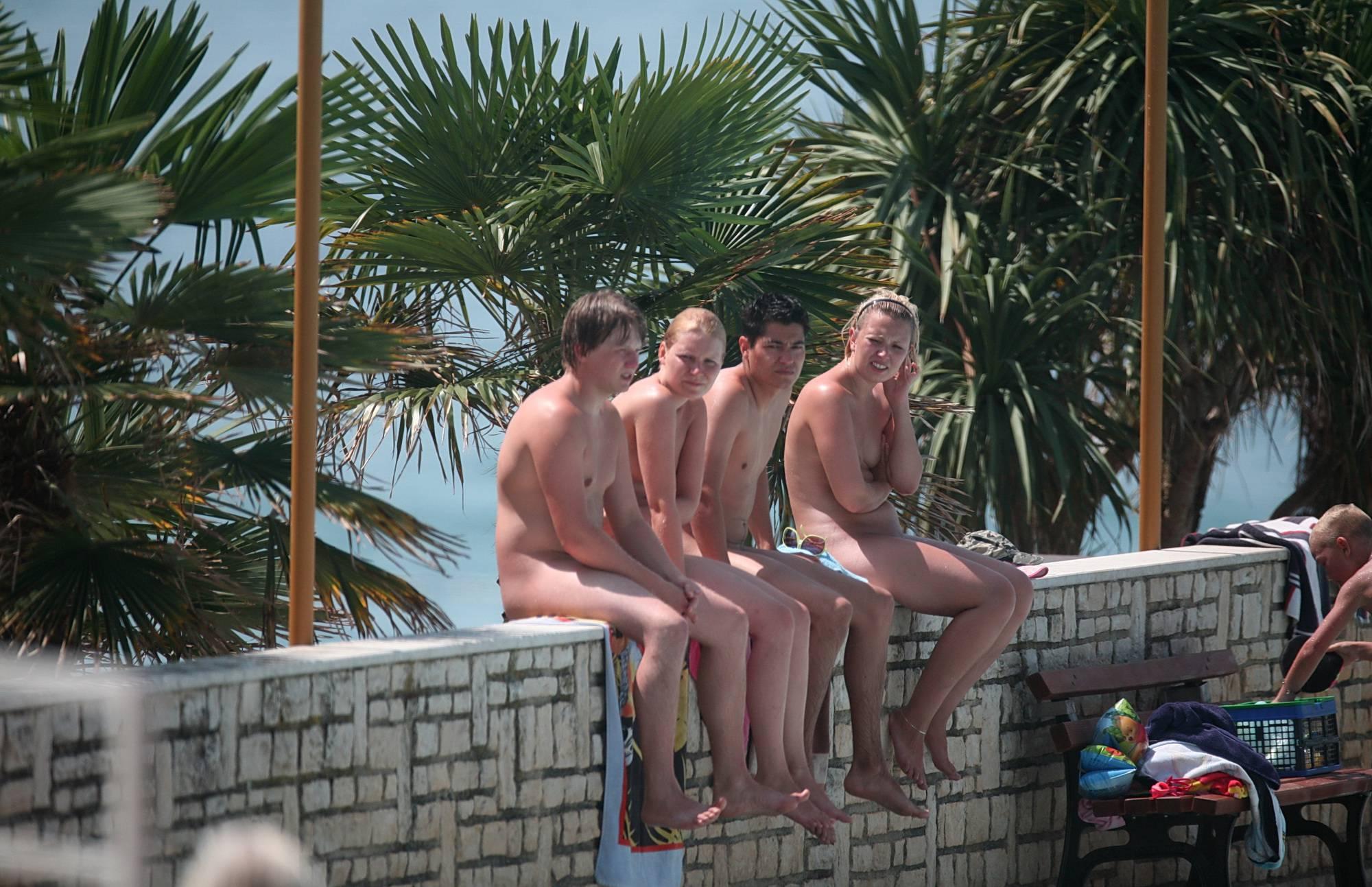 The Nudist Ledge Group - 2