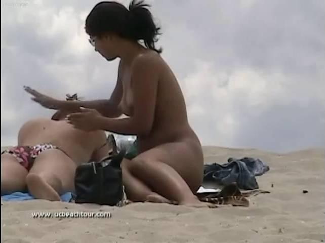 Nudist Movies U.S. Nude Beaches Vol. 16 - 1