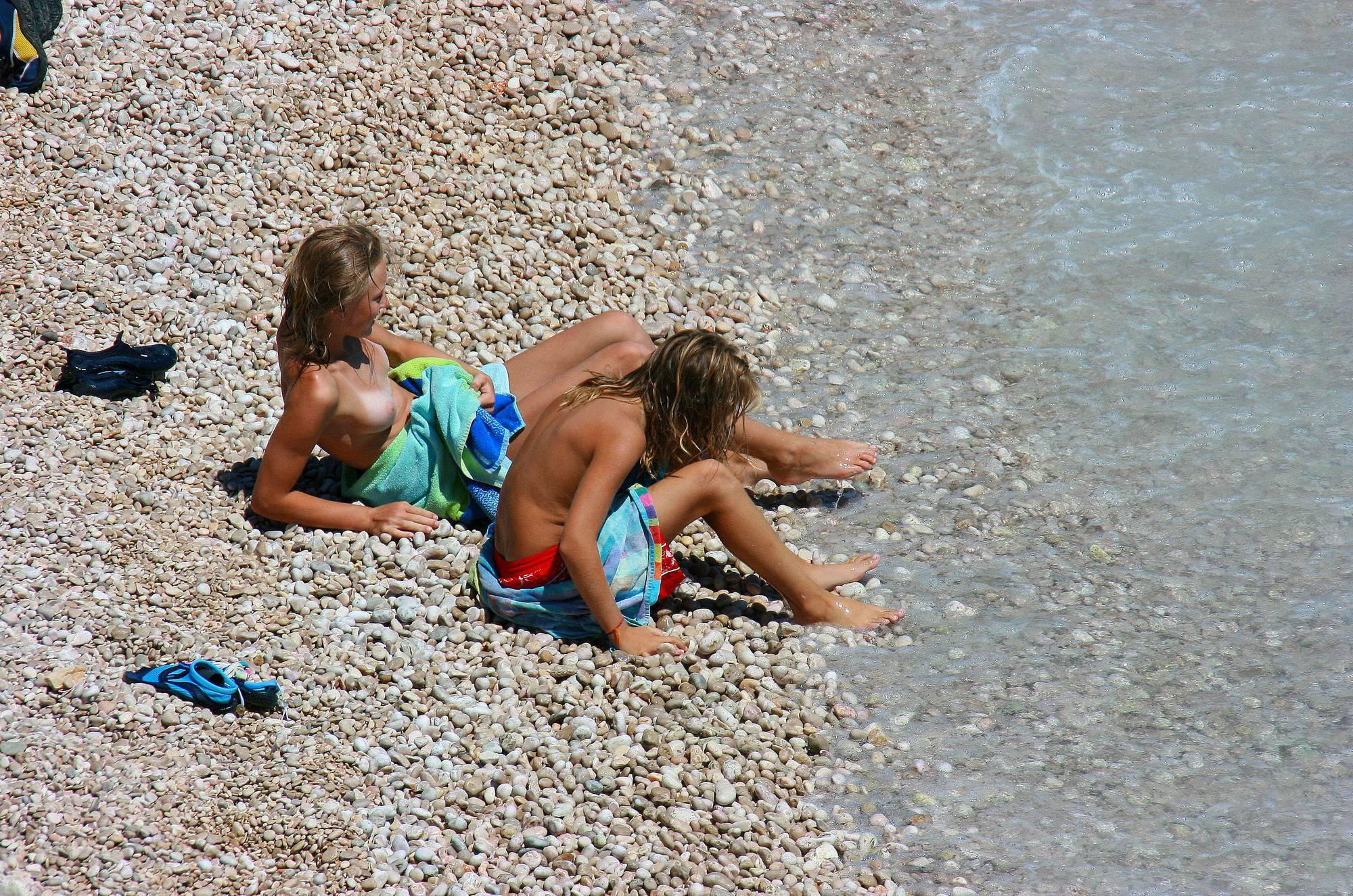 Nudist Pictures Uka FKK Shore Parenting - 1