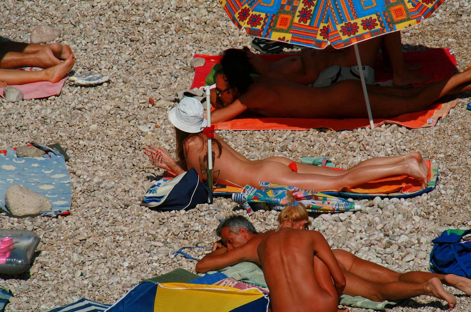Nudist Pics Ula FKK Beach Camping - 2