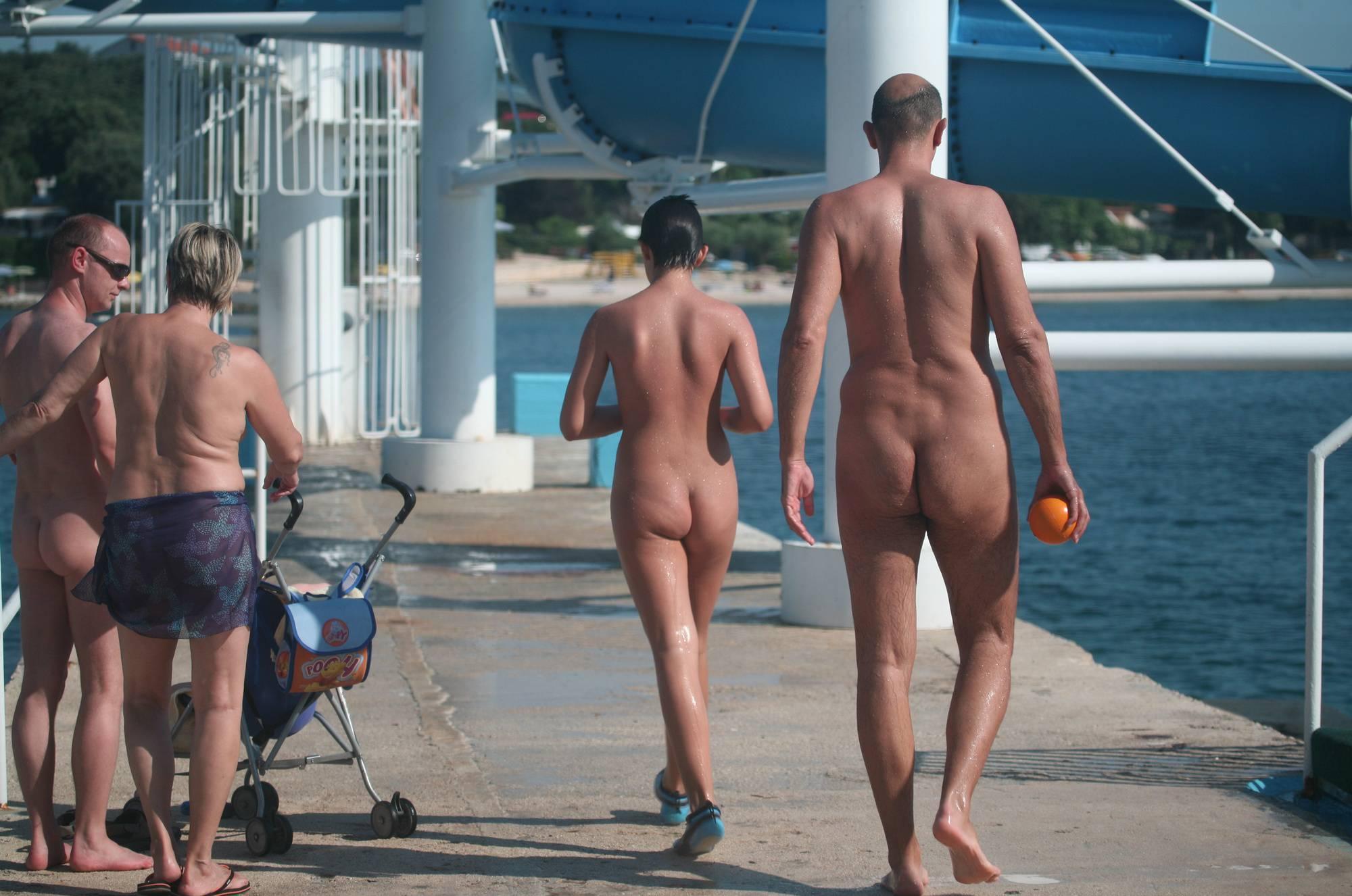 Nudist Pics Water Park Center Pass - 2