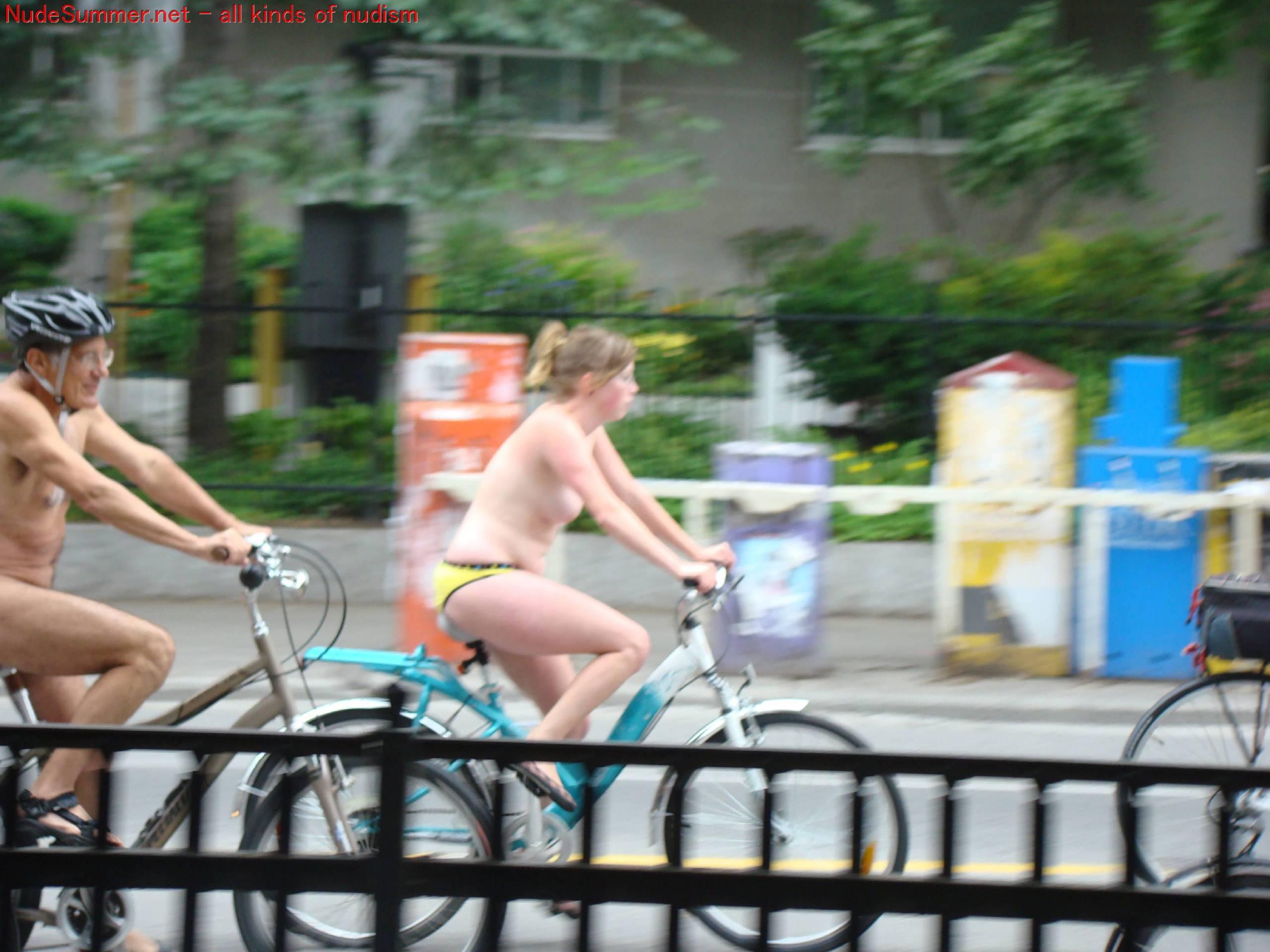 World Naked Bike Ride (WNBR) 2010 - 2