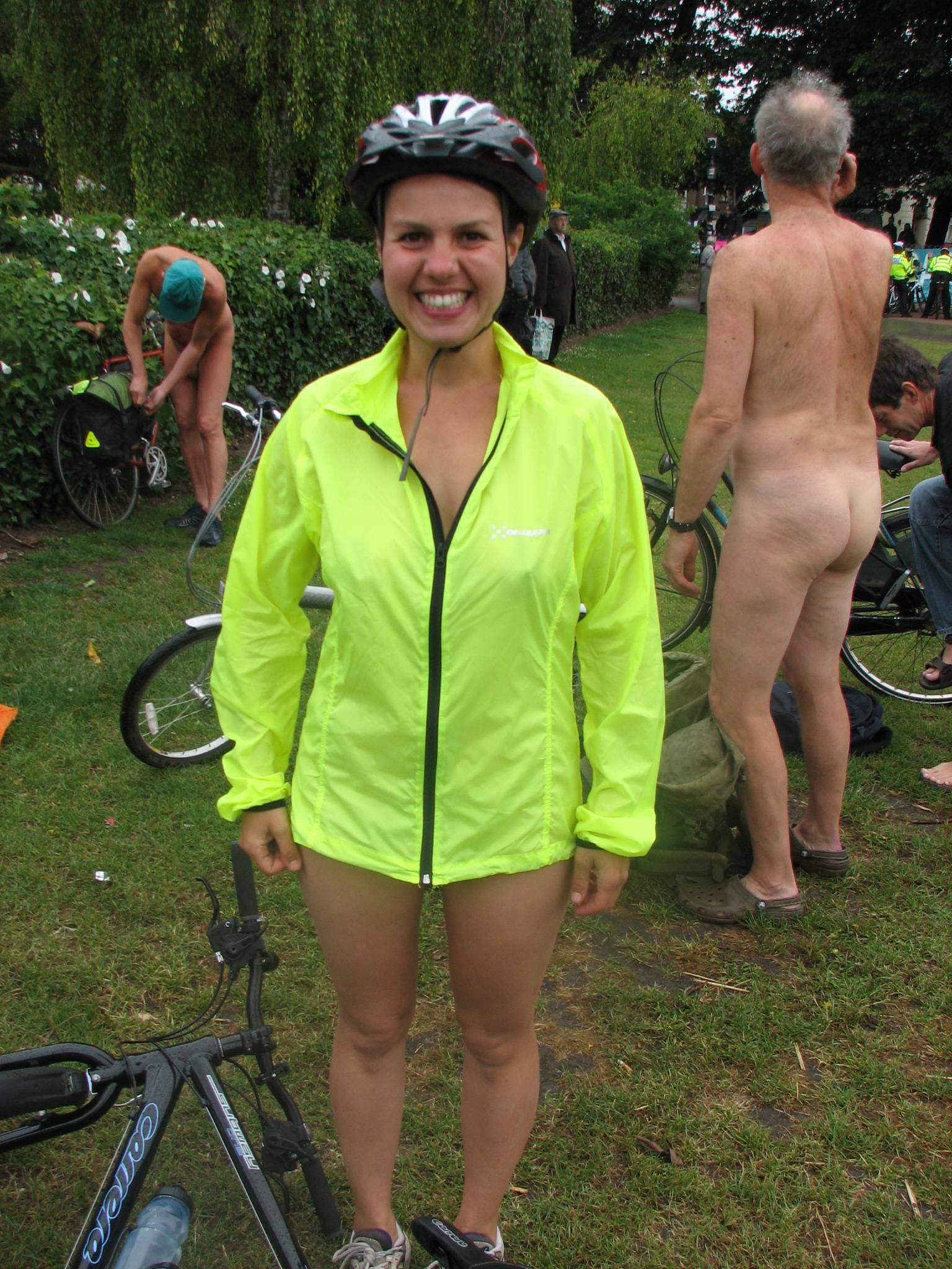 World Naked Bike Ride (WNBR) 2011 - 2