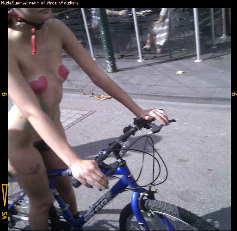 Nudist Gallery World Naked Bike Ride (WNBR) 2012 Part 1 - 2