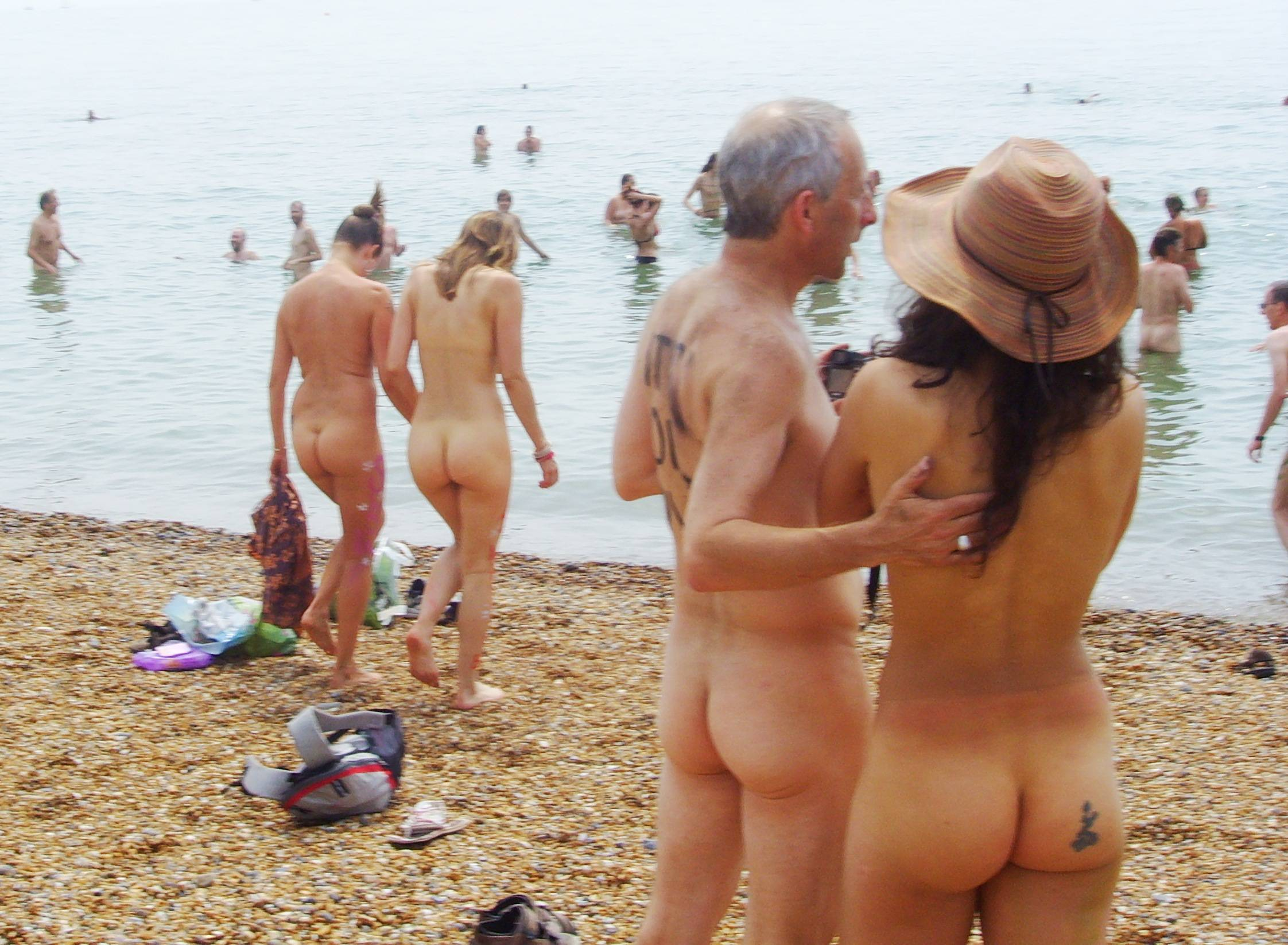 World Naked Bike Ride [WNBR] UK 2011 - 2