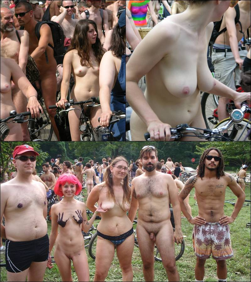 World Naked Bike Ride [WNBR] UK 2011 - Poster